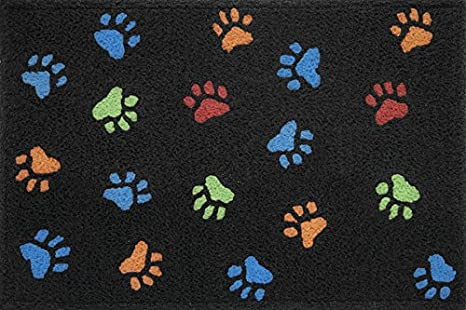 Best Amazon.com: Jellybean Puppy Love Paw Prints Family Pet Dog Accent  JE77
