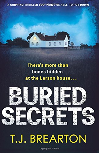 Buried Secrets gripping thriller wont product image