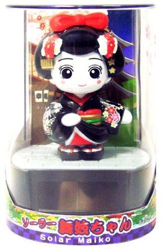 Maiko -Black Solar figurine by Figurine