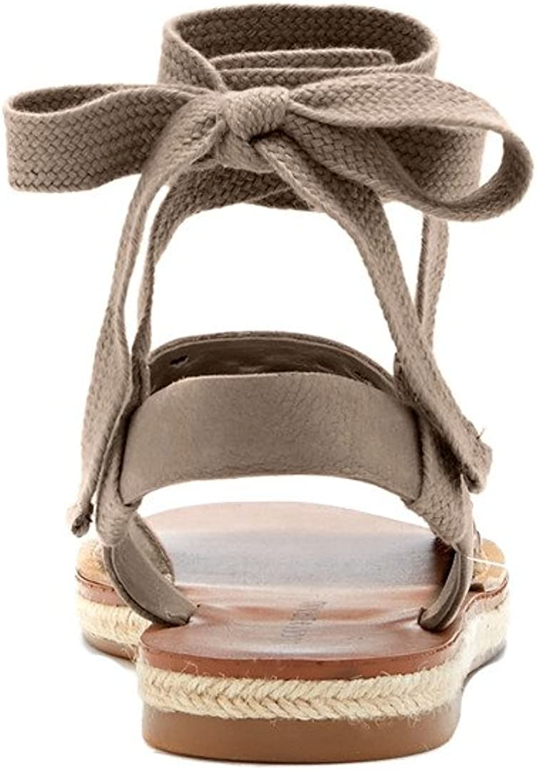 8 Lucky Brand Daytah2 Nubuck Sandal
