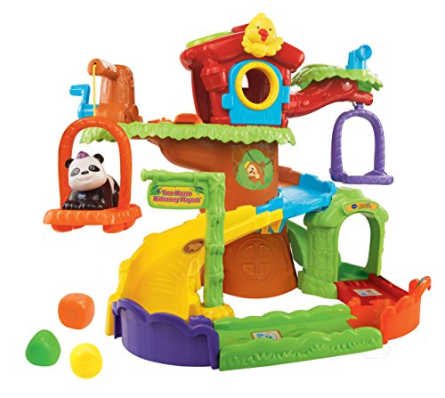 (VTech Go! Go! Smart Animals Tree House Hideaway Playset)