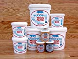 Woodwise The Original Wood Patch Waterbased Filler Cherry, 1-Gallon