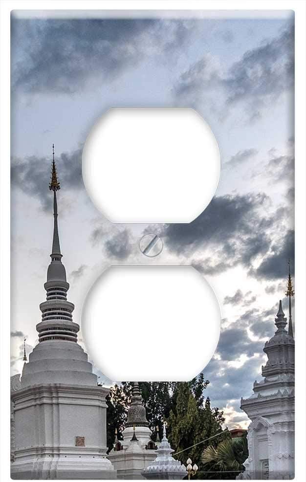 - Single Toggle Switch 3dRose lsp/_205743/_1 Bodhnath Nepal Buddha Gazes Out From The Stupa Of Bodhnath