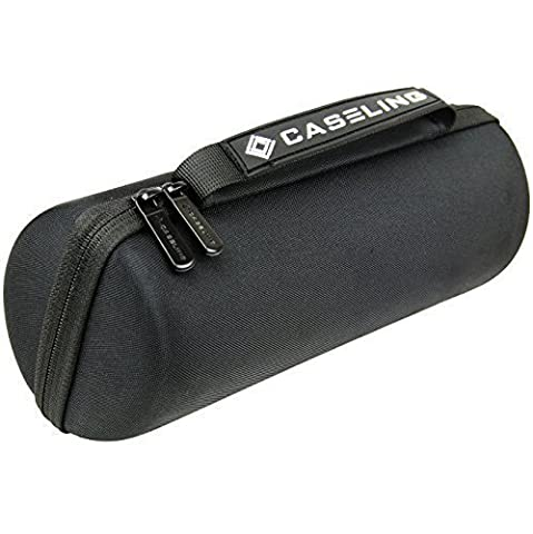 CASE for JBL Charge 3 Waterproof Portable Bluetooth Wireless Speaker. Hard Carrying Case Travel Bag. - Fits Plug & Cables. By (Phone Case Charges)