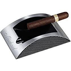 Personalized Cigar Ashtray with Free Engraving