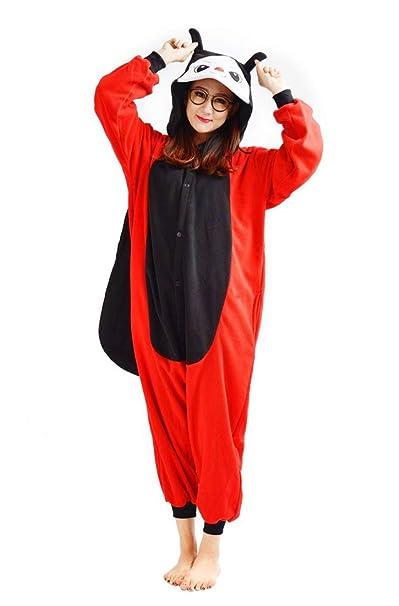 Los Angeles 87039 c9c54 Kigurumi Unisex Adulti Pigiama Animale Cosplay Halloween ...