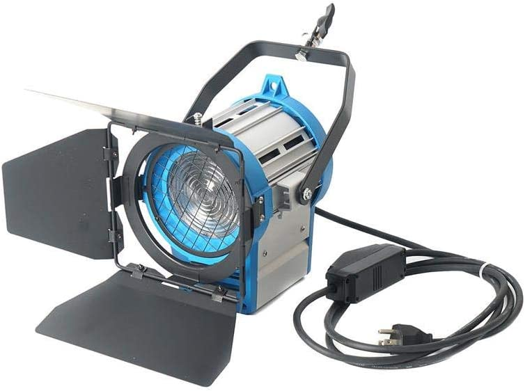 Came-TV Pro 300W Fresnel Tungsten Light with Built-In Dimmer Control