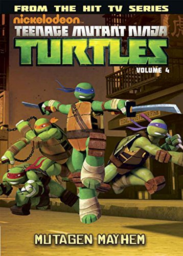Teenage Mutant Ninja Turtles Animated Volume 4: Mutagen Mayhem