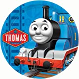 Thomas & Friends Thomas The Tank Dinner Plates Party Accessory