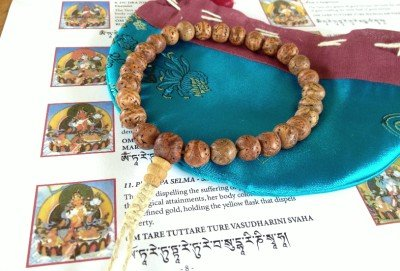 Natural Bodhi Wrist Beads String product image