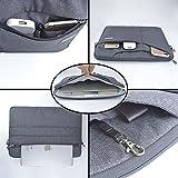 15.6 Inch Laptop Bag, EKOOS Laptop Sleeve Case