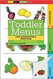 Toddler Menus, Penny Preston, 1598695630