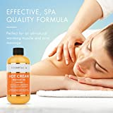 Hot Cream Massage Gel: Anti- Cellulite, Skin