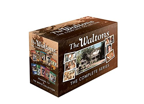 Waltons: Complete Collection DVD Box Set (Seasons 1-9 and Movie Collection)