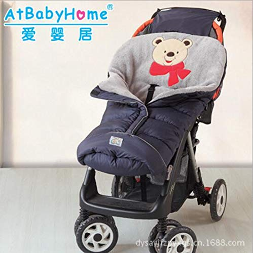 $70.69 Target Infant Car Seats 2018 Winter Baby Stroller Sleeping Bags Thicken Warm Envelope for Newborn Infant Windproof Cocoon Stroller Sleepsacks 2019