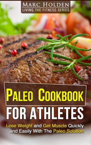 Paleo cookbook for athletes lose weight and get muscle quickly and read this book for free with kindle unlimited forumfinder Choice Image