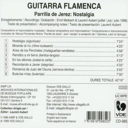 Art of the Flemenco Guitar