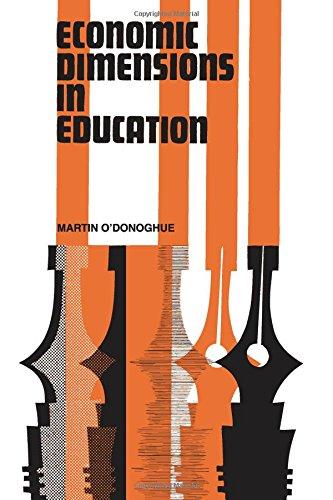 Economic Dimensions in Education
