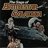 BATTLESTAR GALACTICA (SAGA OF, TV ORIGINAL SOUNDTRACK LP, 1978)