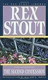 The Second Confession, Rex Stout, 0553245945
