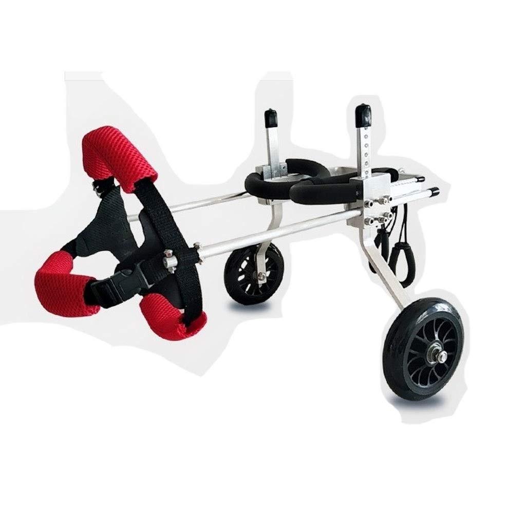 FFLSDR Dog Wheelchair, Pet Wheelchair, Pet Scooter