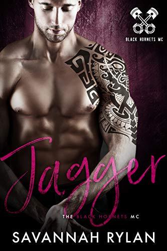 Jagger (The Black Hornets MC Book 6) by [Rylan, Savannah]