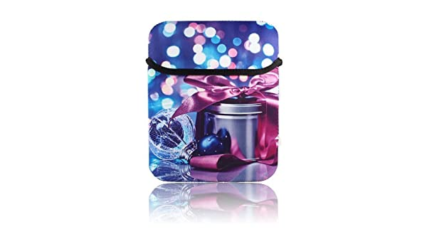 Amazon.com: DealMux Chirstmas Gift Box Sleeve Case Bag para 10 Tablet PC Portátil: Electronics