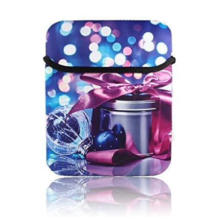 DealMux Chirstmas Gift Box Sleeve Case Bag para 10 Tablet PC Portátil