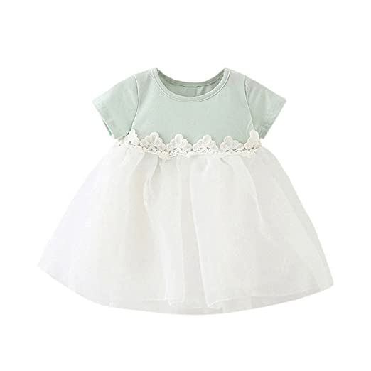 In Summer Dress Sling Sleeveless Cotton Dress Lovely Bowknot Kids Birthday Party Dresses For Kids Girls Princess Dress Tops Clothes Fragrant Flavor
