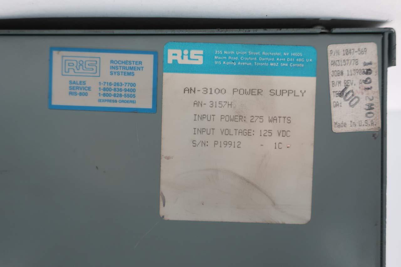 RIS AN-3100 Power Supply 275W 125V-DC