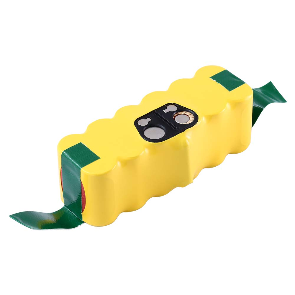 3.5Ah Ni-Mh Replace for Irobot Roomba 14.4V Battery R3 500,600,700,800,900 Series 500 510 530 531 532 535 536 540 550 552 560 570 580 595 600 620 660 700 760 770 780 790 800 870