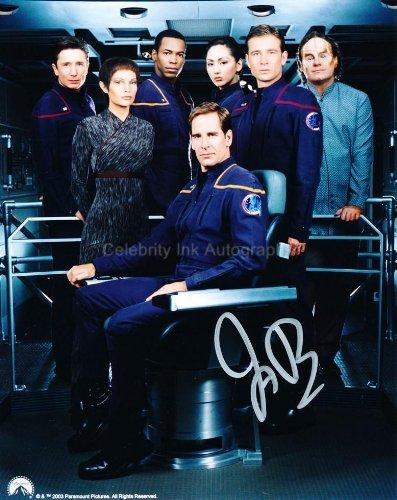 JOHN BILLINGSLEY as Doctor Phlox - Star Trek: Enterprise Genuine Autograph from Celebrity Ink