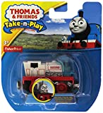 (US) Thomas & Friends Fisher-Price Take-n-Play, Stanley 'n Space Train