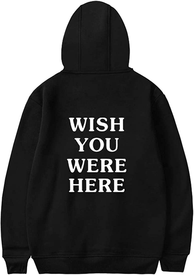 VinHan Store Lil Peep Hoodies Sweatshirt Black White Multicolored Cotton Unisex R.I.P/  Cry Baby Merchandise 1