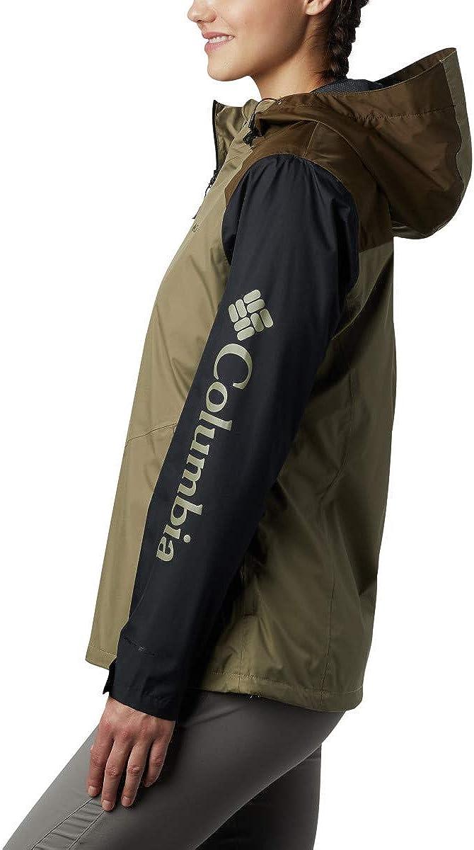 Columbia Women's Inner Limits Ii Jacket Inner Limits II Jacket Sage/Black/Olive Green