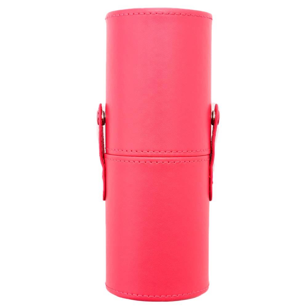 OsmanthusFrag Bo/îte de rangement pour pinceaux de maquillage rose bonbon