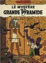 Blake et Mortimer, tome 4 : Le Mystère de la Grande Pyramide, Première Partie  par Jacobs