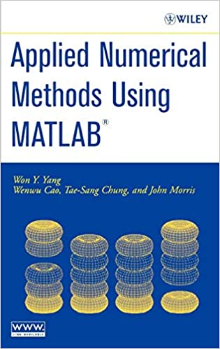 Amazon com: Applied Numerical Methods Using MATLAB