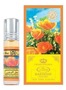 Bakhour - 6ml (.2 oz) Perfume Oil by Al-Rehab (Crown Perfumes)