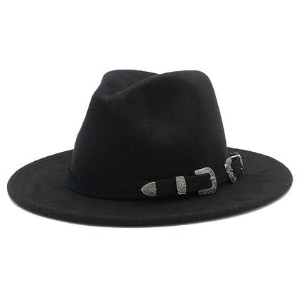 Best Choise Cappello da uomo in lana stile punk da uomo Cappello ampio da  baseball a 6c3c195901e5