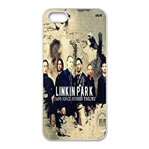 James-Bagg Phone case Linkin Park Rock Music Band Protective Case For Apple Iphone 5 5S Cases Style-20