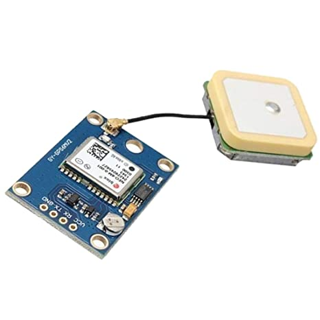 Amazon com: kesoto NEO-6M GPS Module NEO6MV2 Built-in EEPROM