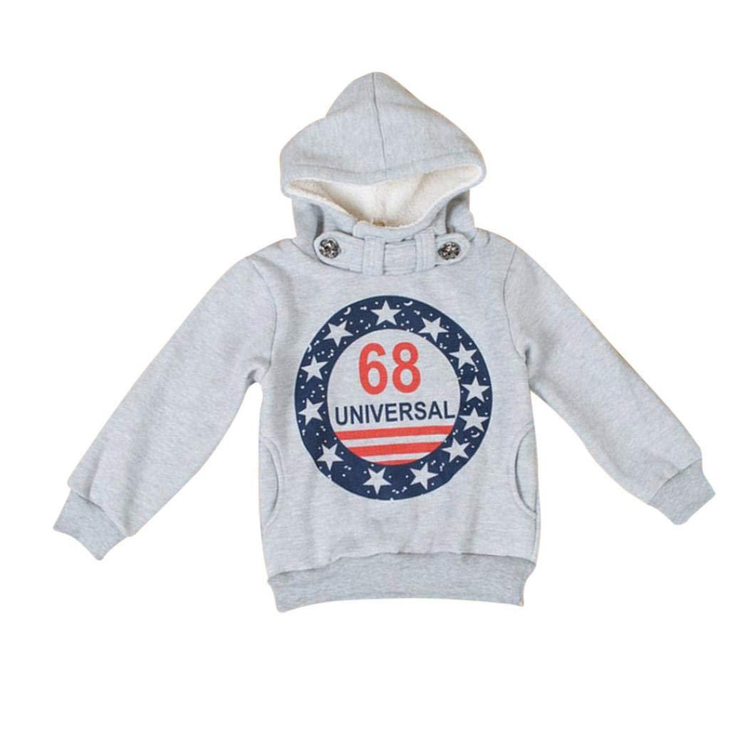 Aritone - Baby Clothes ACCESSORY ユニセックスベビー B07G71NPDY グレー 7T