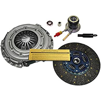 FT CLUTCH KIT & SLAVE CYL 96-01 CHEVY GMC BLAZER S10 JIMMY SONOMA C K 1500 4.3L
