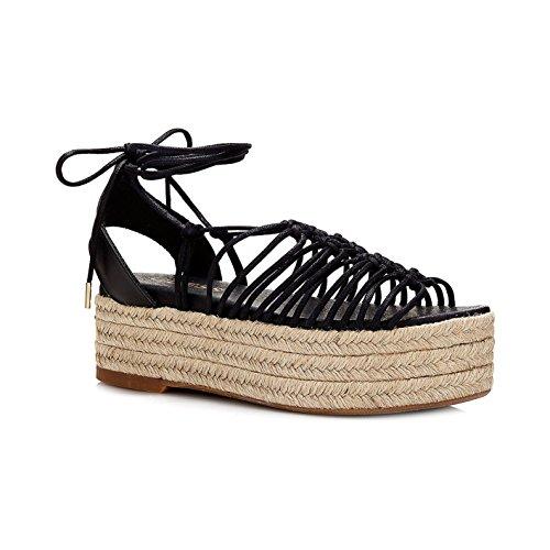 Guess - Zapatillas para deportes de exterior para mujer marrón Marrón claro 40 negro
