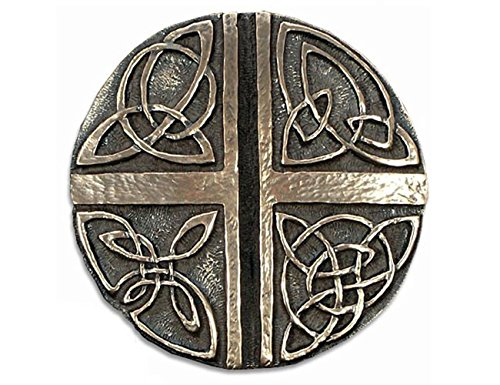 Wild Goose Irish Celtic Love Cross Hanging - Love Plaque