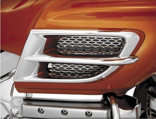 Show Chrome Side Fairing Grille for Honda GL1800 (01 Fairing)
