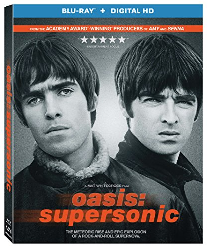 Oasis: Supersonic [Blu-ray + Digital HD] Liam Gallagher Oasis