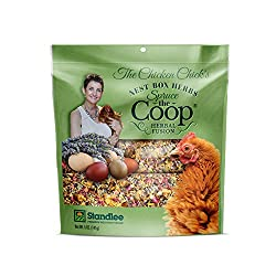 The Chicken Chick Spruce The Coop Herbal Fusion Nest Box Herbs, 5 Oz.