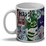 Caneca Kiss Rock And Roll